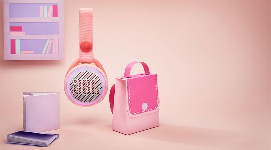 ลำโพงบลูทูธ JBL JR POP Bluetooth Speaker ขาย