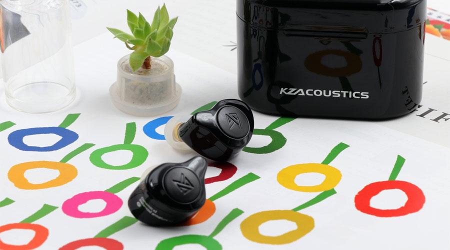 ซื้อ หูฟังไร้สาย KZ S2 True Wireless