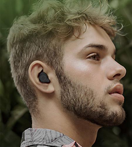 หูฟังไร้สาย KZ S2 True Wireless คุ้มค่า