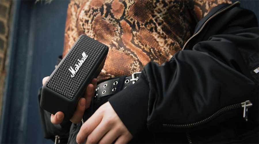 ซื้อ ลำโพง Marshall Emberton Bluetooth Speaker