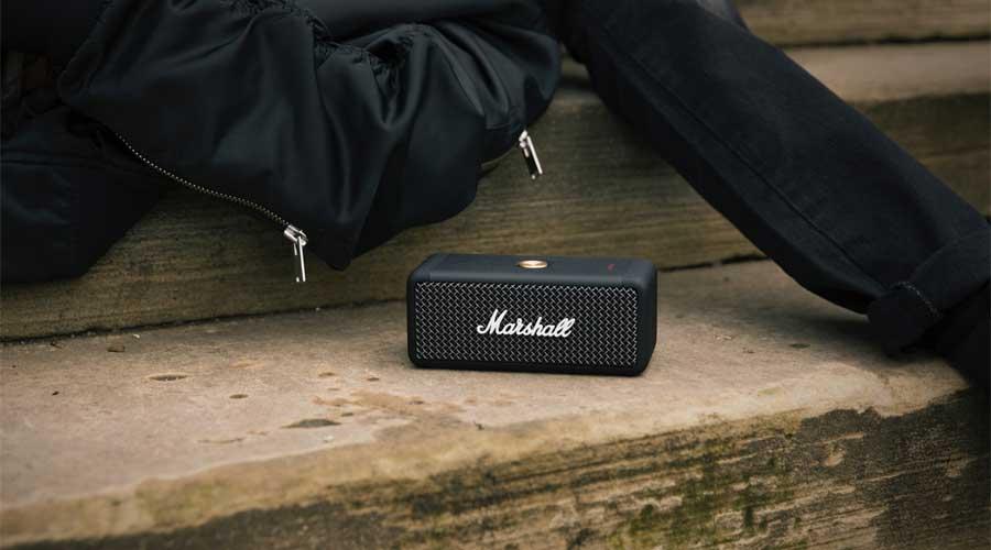 ลำโพง Marshall Emberton Bluetooth Speaker ขายดี