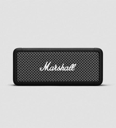 ลำโพง Marshall Emberton Bluetooth Speaker เสียงดี