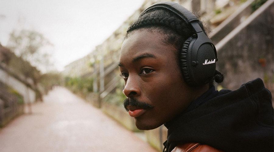 ซื้อ หูฟังไร้สาย Marshall Monitor II ANC Wireless Headphone