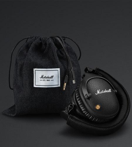 หูฟังไร้สาย Marshall Monitor II ANC Wireless Headphone คุ้มค่า