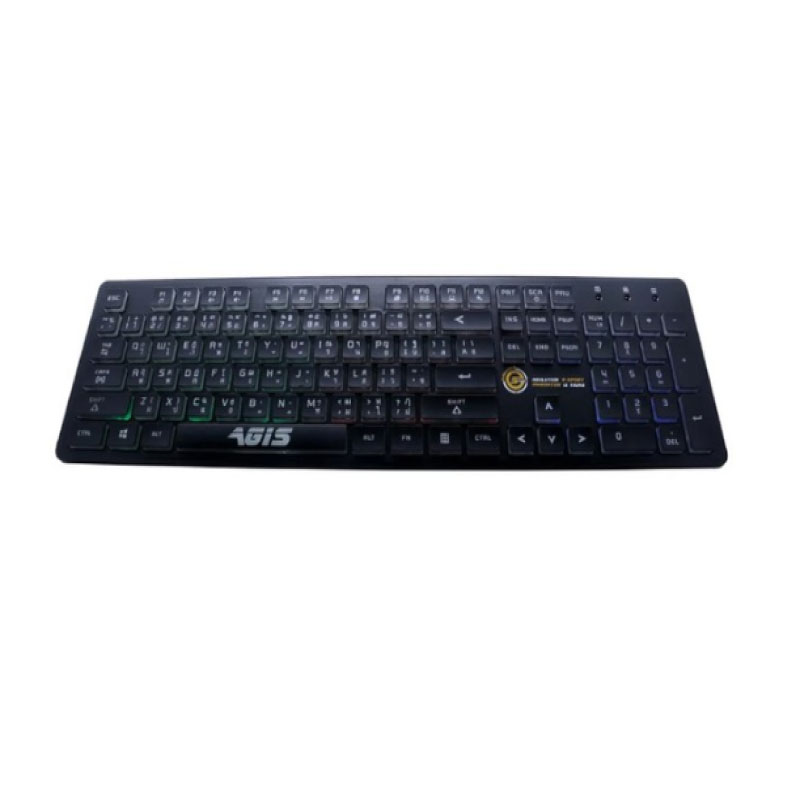 คีย์บอร์ด Neolution E-sport Agis Gaming Membrane Keyboard