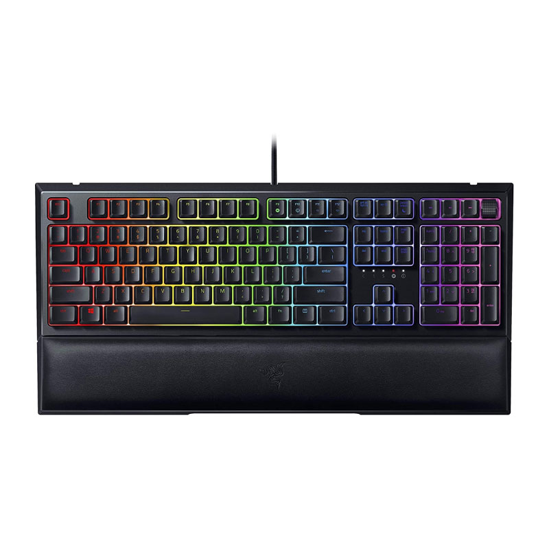 คีย์บอร์ด Razer Ornata V2 Gaming Keyboard