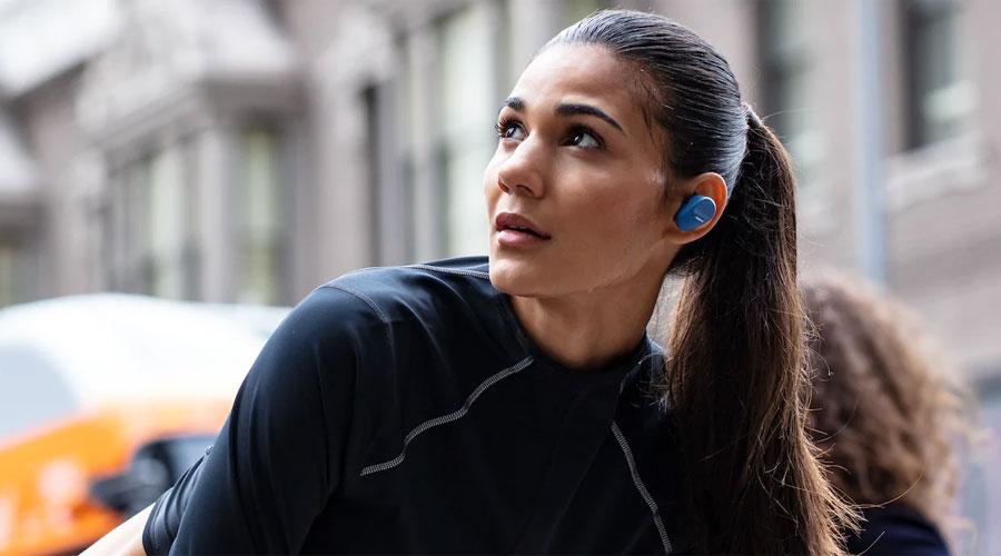 ซื้อ หูฟังไร้สาย Sony WF-SP800N True Wireless