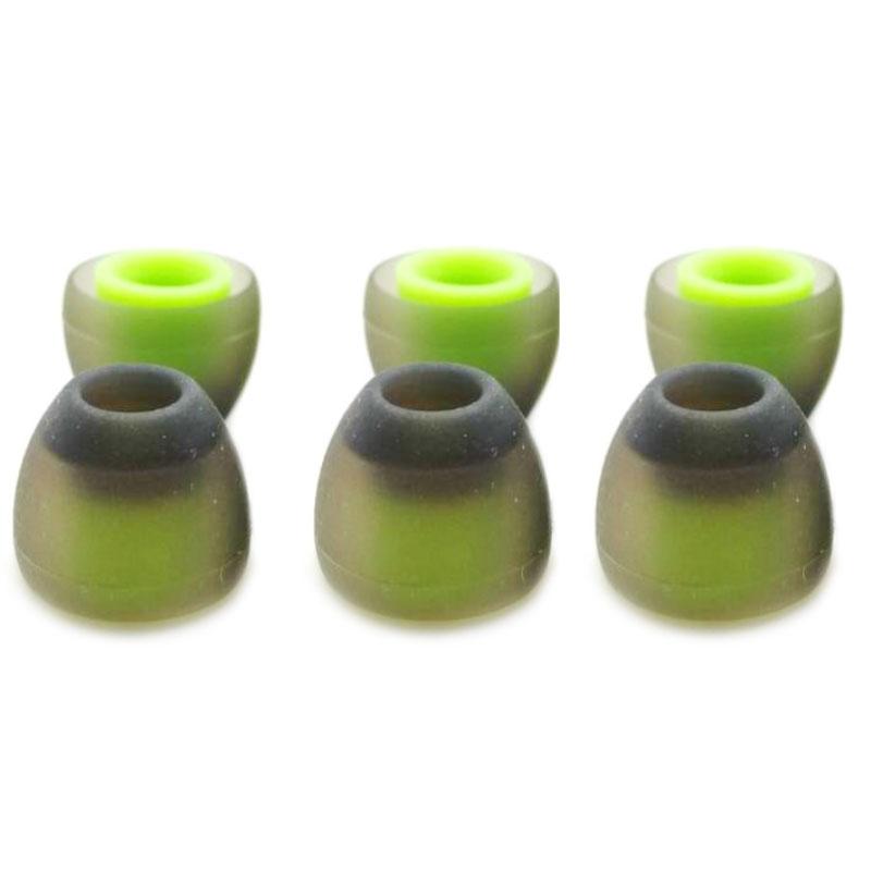 จุกหูฟัง X-tips Green&Orange
