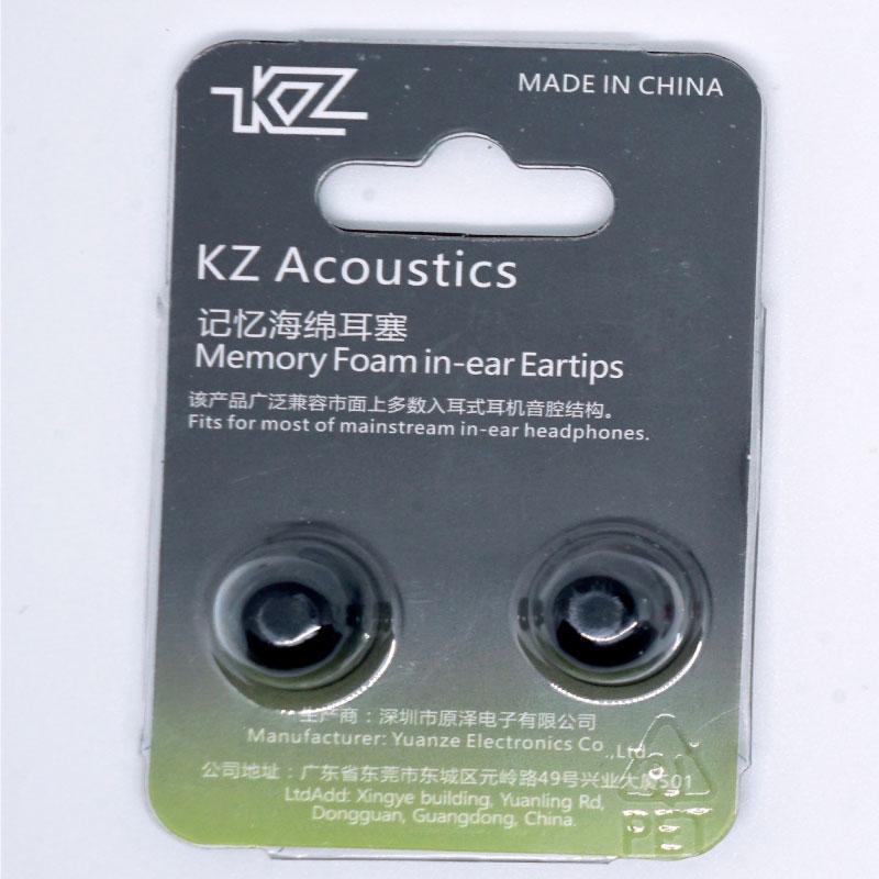 จุกหูฟัง KZ Premium Foam 3 Pairs