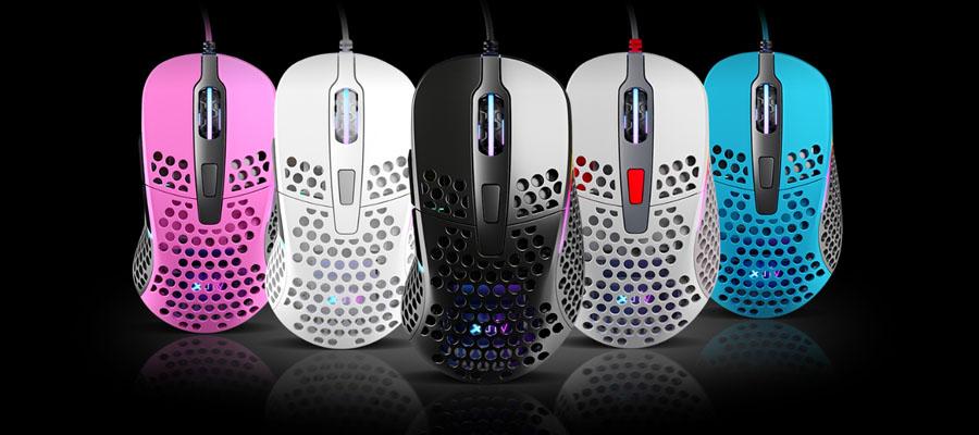 เมาส์ Xtrfy M4 RGB Gaming Mouse รีวิว