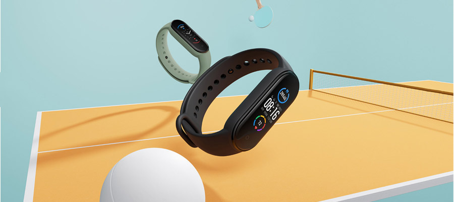 Xiaomi Mi Band 5 Smart Watch รีวิว