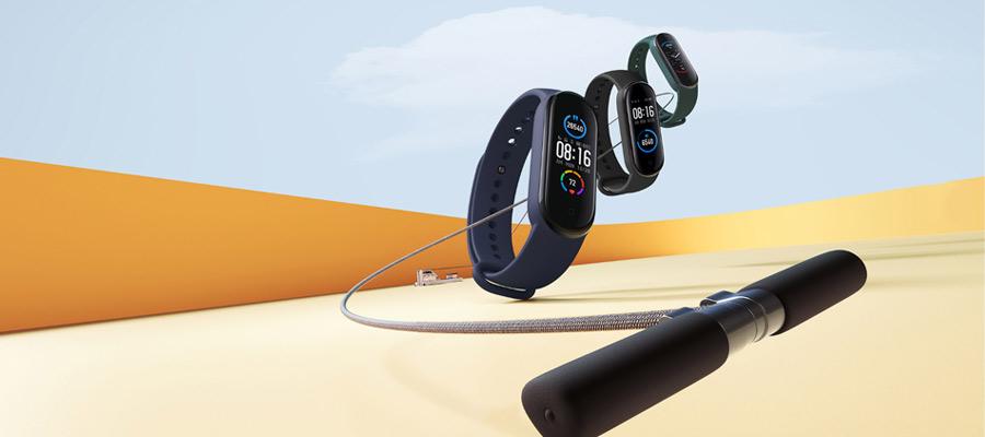 Xiaomi Mi Band 5 Smart Watch ซื้อ
