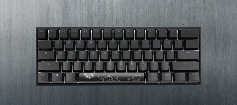คีย์บอร์ด Ducky Mecha Mini RGB Mechanical Keyboard รีวิว