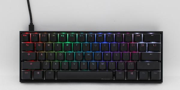 คีย์บอร์ด Ducky Mecha Mini RGB Mechanical Keyboard ซื้อ-ขาย