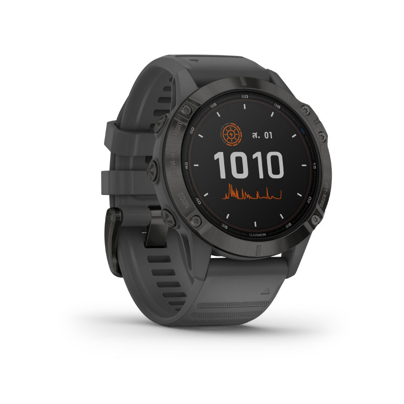 Garmin Fenix 6 Pro Solar Smart Watch