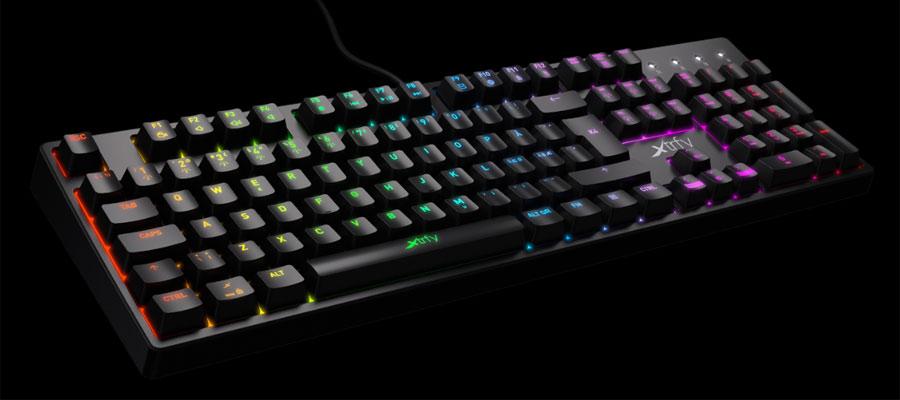 คีย์บอร์ด Xtrfy K4 RGB Mechanical Keyboard รีวิว