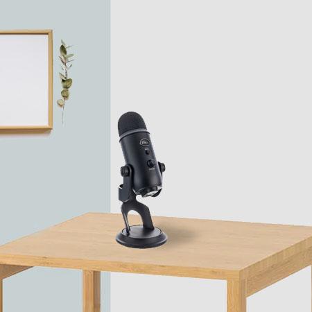 ไมโครโฟน Blue Yeti Studio