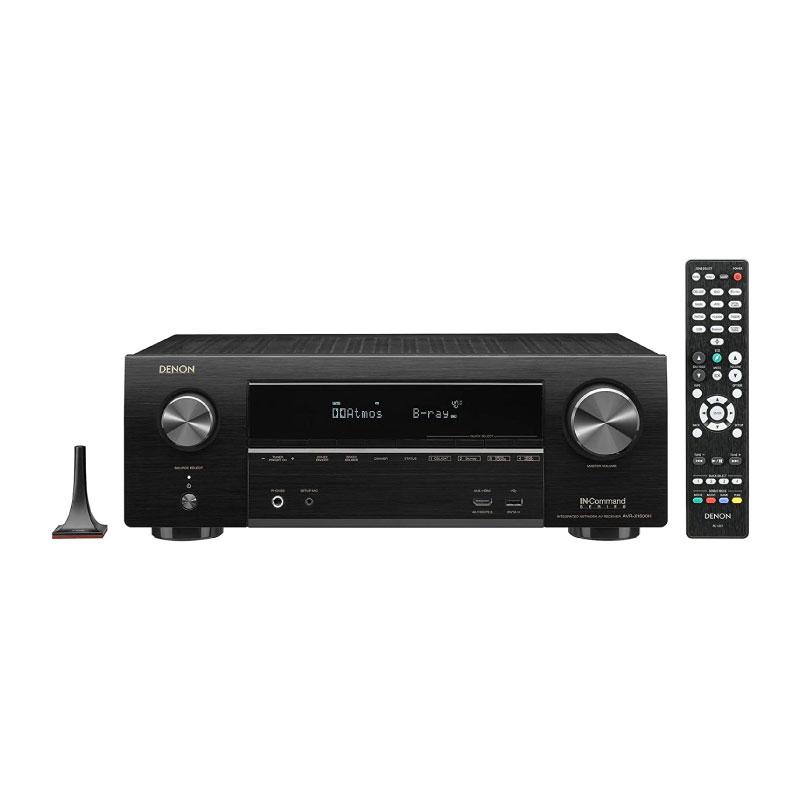 Denon AVR-X1600H 4K UHD AV Receiver