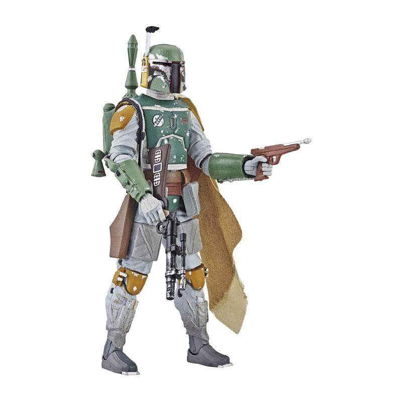 Hasbro Star Wars The Black Series Metallic Boba Fett