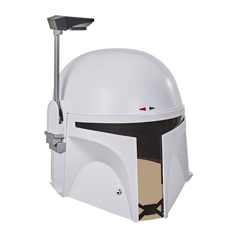 Hasbro Star Wars The Black Series Boba Fett Electronic Helmet (Prototype Armor)