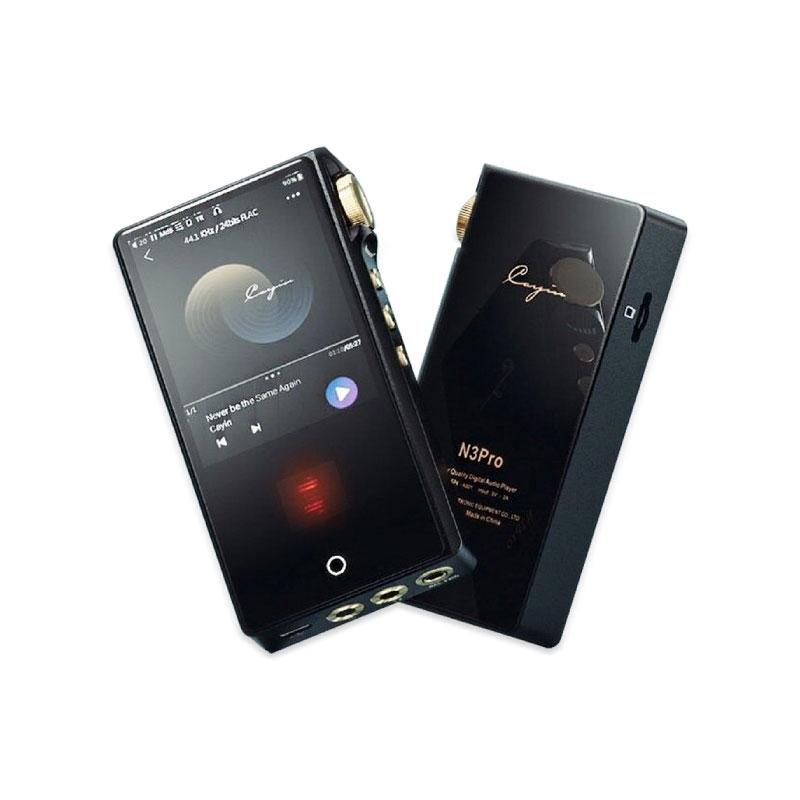เครื่องเล่นเพลง Cayin N3 Pro Music Player