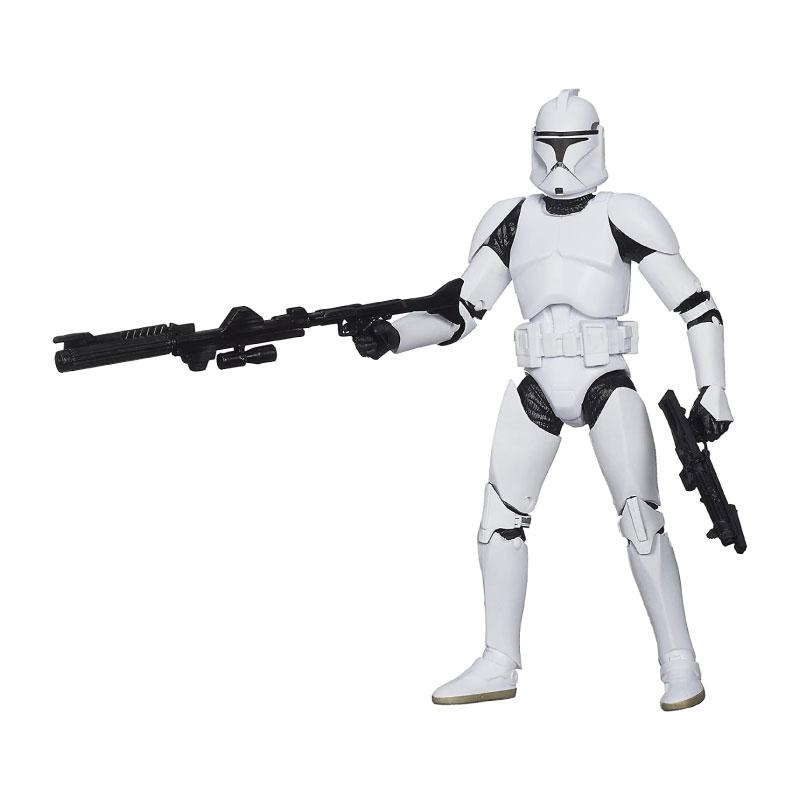 Hasbro Star Wars The Black Series Metallic Clone Trooper