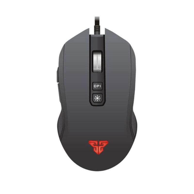 เมาส์ Fantech X5s Zeus Optical Macro RGB Gaming Mouse