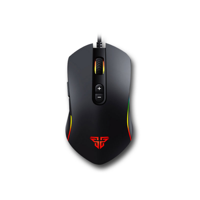เมาส์ Fantech X9 Thor Optical Macro RGB Gaming Mouse