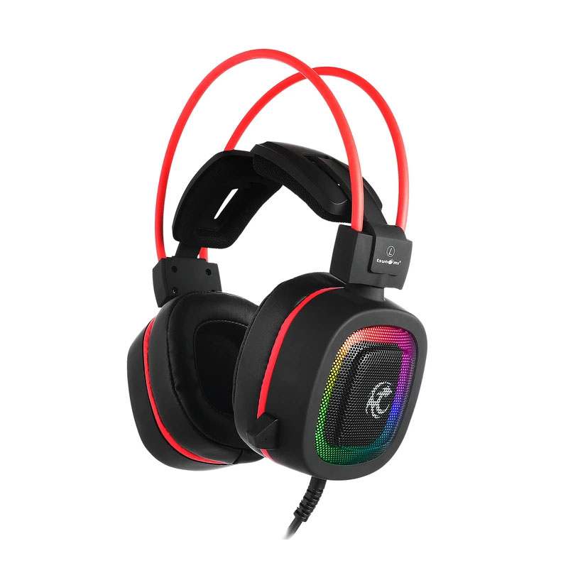 หูฟัง Tsunami GE-06 7.1 Gaming Headphone