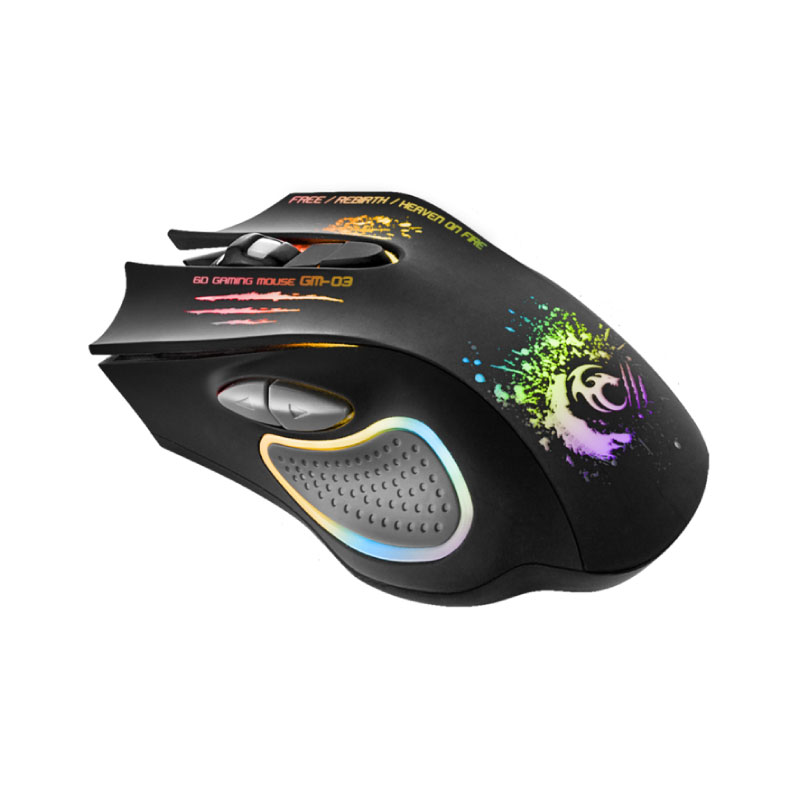 เมาส์ Tsunami GM-03 Gaming Mouse