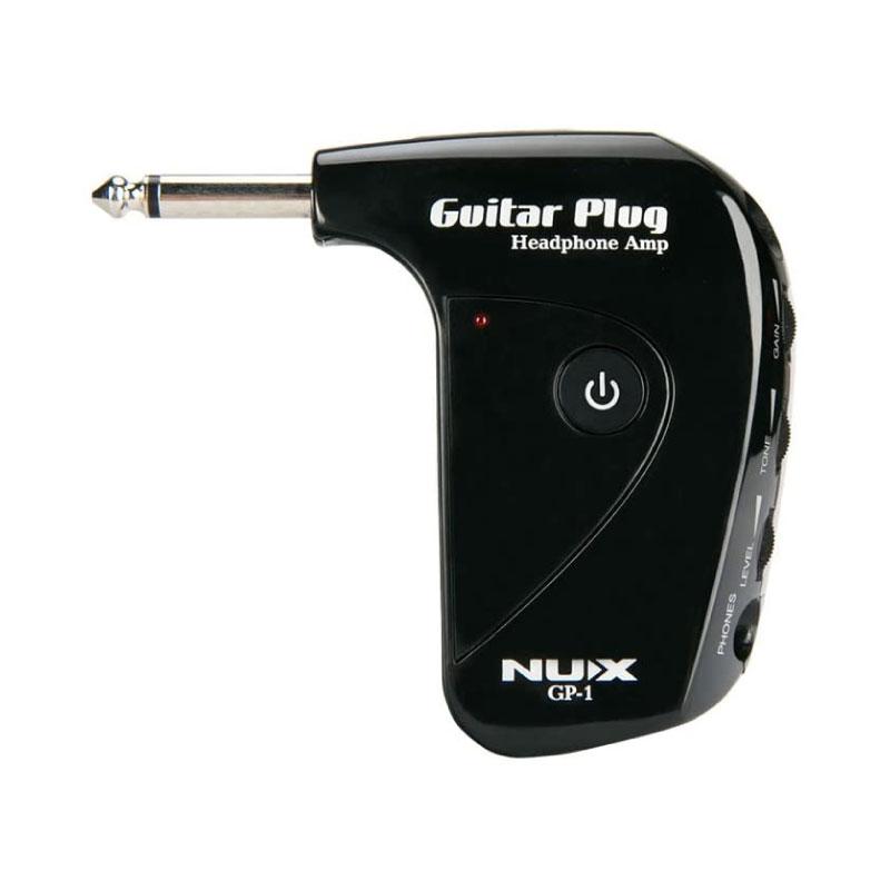 Nux GP-1 Guitar Plug Headphone