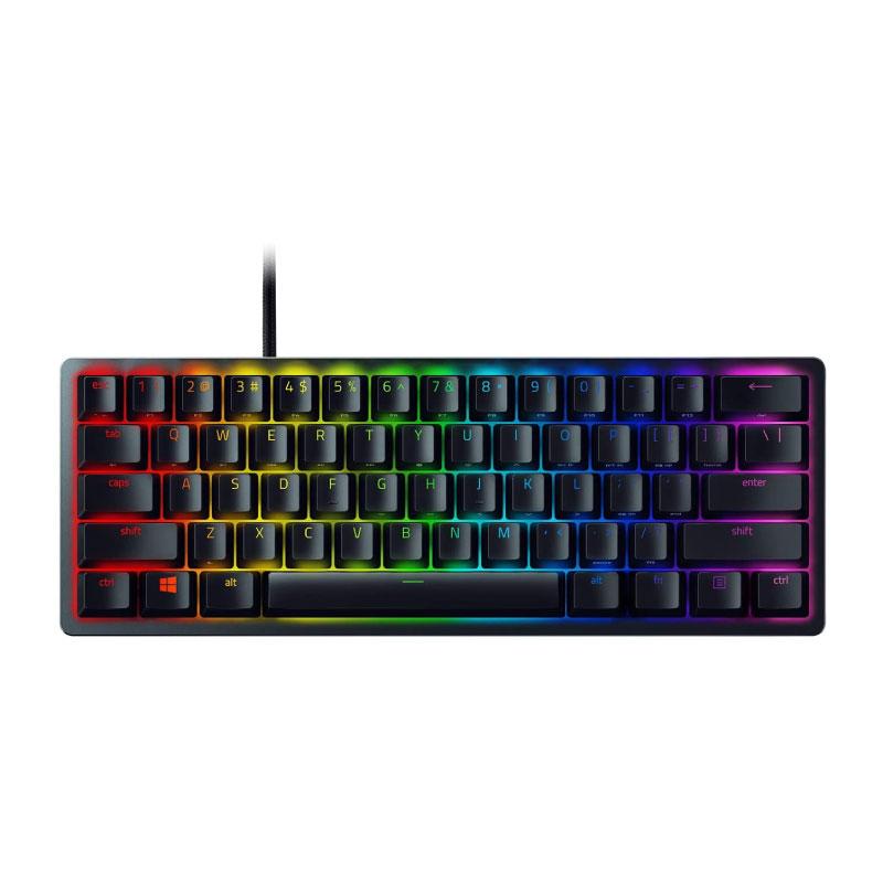 คีย์บอร์ด Razer Huntsman Mini Mechanical Keyboard