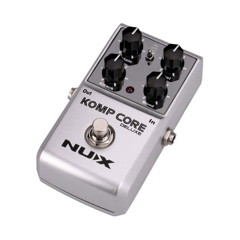 Nux Komp Core Deluxe Guitar Compressor Effect Pedal