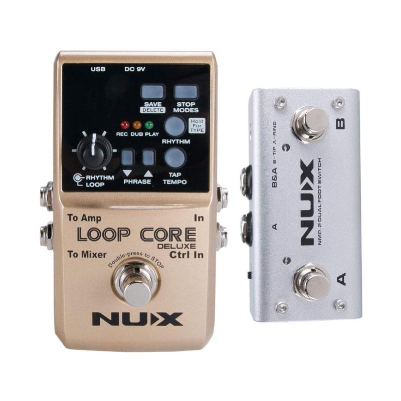 Nux Loop Core Deluxe Guitar