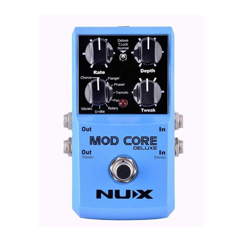 Nux Mod Core Deluxe Guitar Effect Pedal