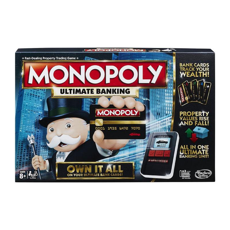 บอร์ดเกม Monopoly Ultimate Banking Board Game