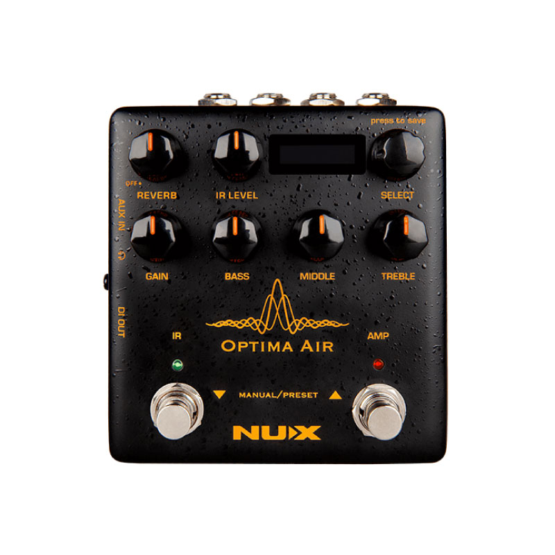 Nux NAI-5 Acoustic Guitar Effect Optima Air