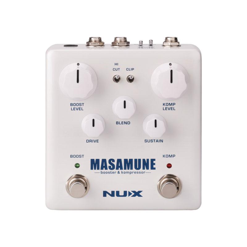Nux NBK-5 Masamune Boost & Compressor Effects