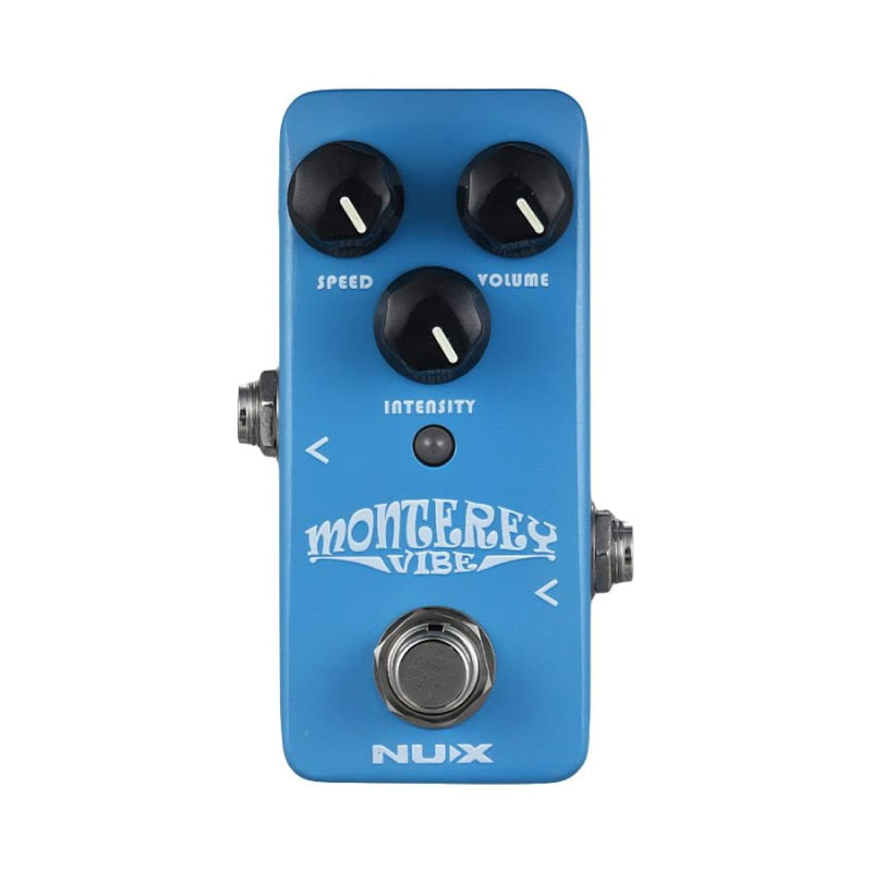 Nux NCH-1 Monterey Vibe Guitar Effect Pedal