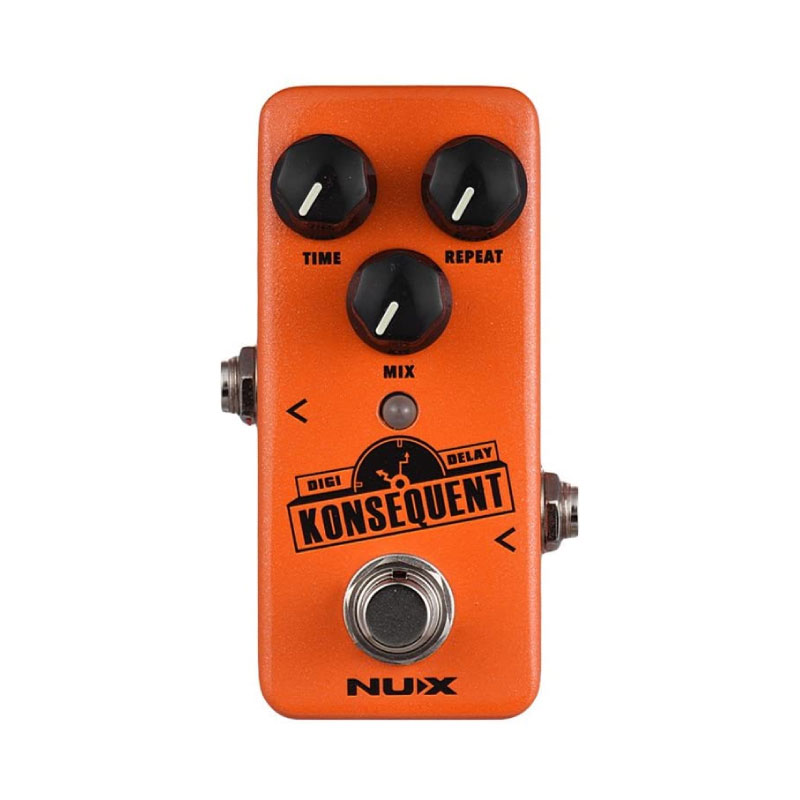 Nux NDD-2 KONSEQUENT Digital Delay Guitar Effect Pedal