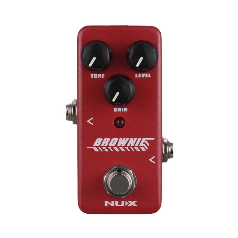 Nux NDS-2 Brownie Distortion Guitar Effect Pedal