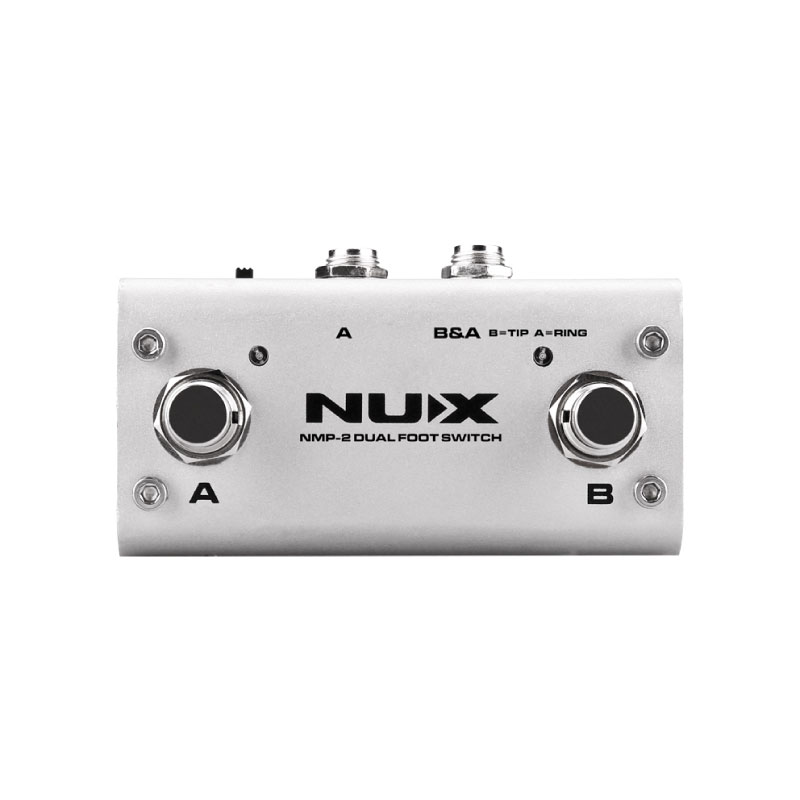 Nux NMP-2 Dual Foot-Switch