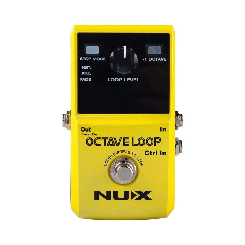 Nux Octave Loop Guitar Pedal