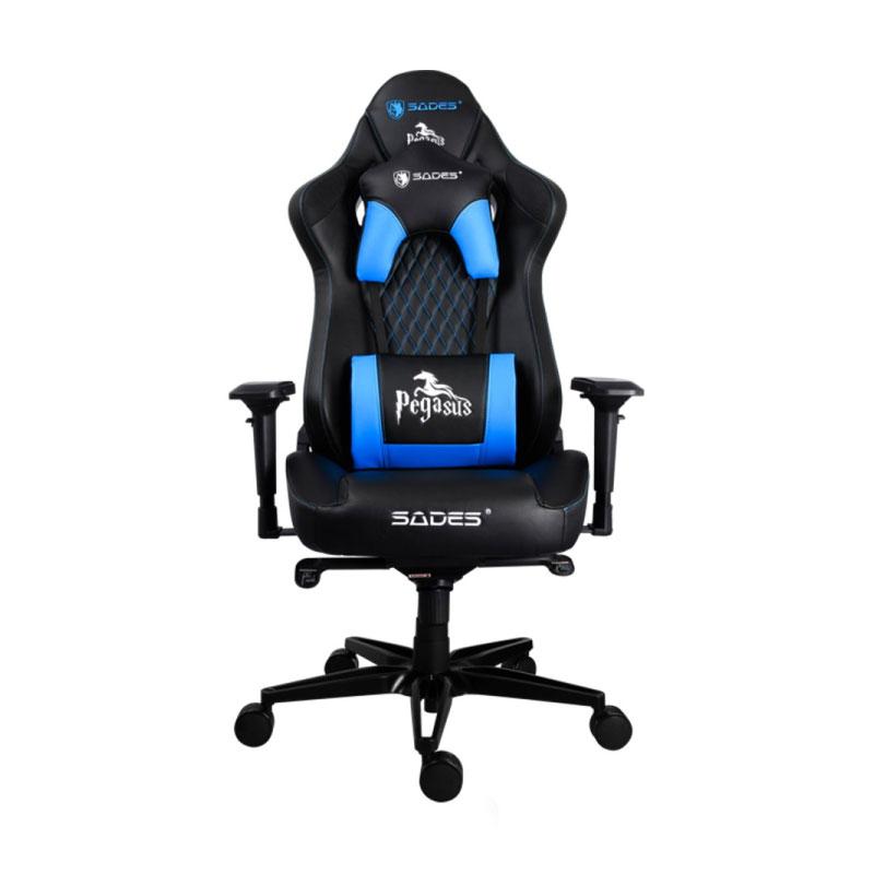 เก้าอี้เล่นเกม Sades Pegasus 4D Armrest Gaming Chair