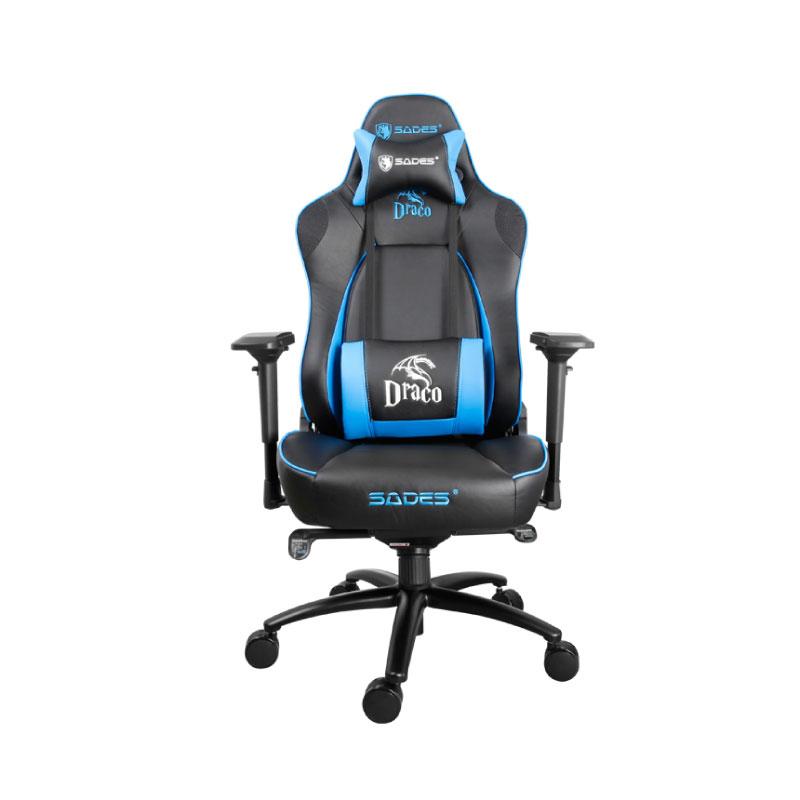 เก้าอี้เล่นเกม Sades Draco 4D Armrest Gaming Chair