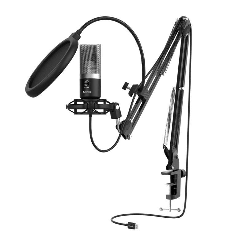 ไมโครโฟน Fifine T670 USB Microphone