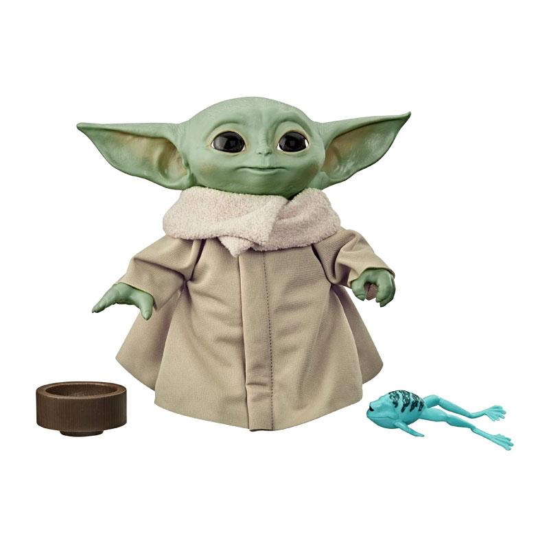 Hasbro Star Wars The Mandalorian The Child Talking Plush
