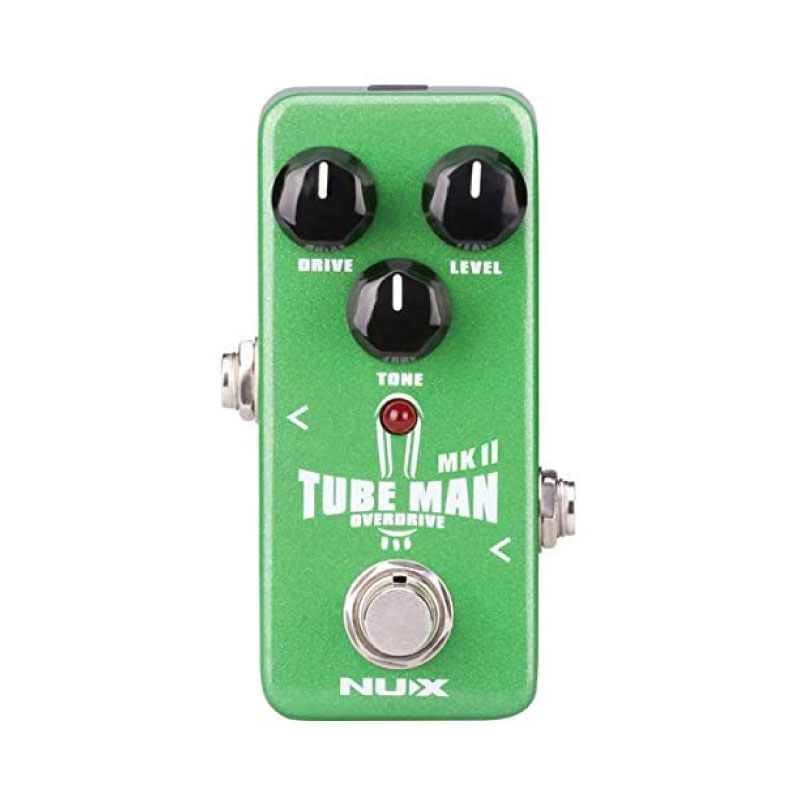 Nux Tube Man MKII Overdrive Guitar Pedal