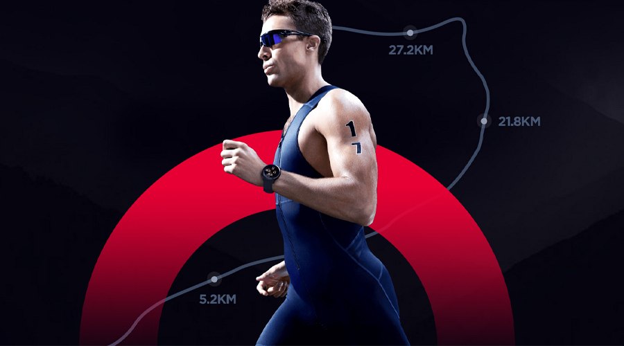 Amazfit Stratos 3 Smart Watch ซื้อ-ขาย