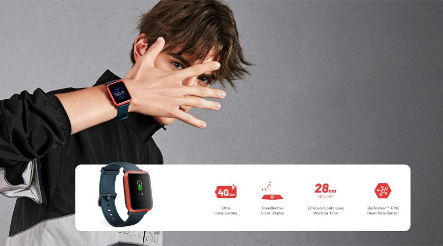 Amazfit Bip S Smart Watch ราคา
